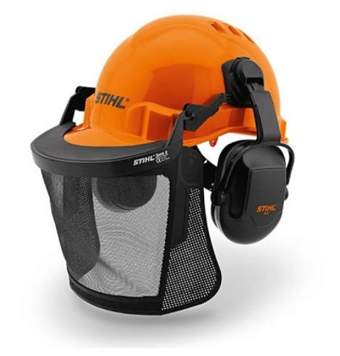 Genuine STIHL Basic Function  Forest Helmet  Set Product Code 0000 888 0803